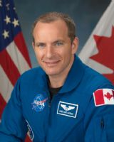 Canadian Astronaut Candidate David Saint-Jacques (CSA) Portrait